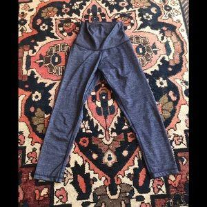 DYI crop leggings